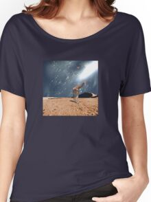 Left Behind - Anne Winkler Women's Relaxed Fit T-Shirt
