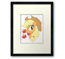 MLP: Applejack Framed Print