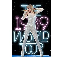 The 1989 World Tour Photographic Print