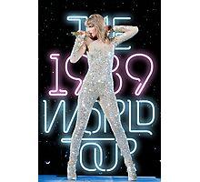 The 1989 World Tour Photographic Print