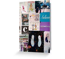 Studio Wall No. 2 Greeting Card
