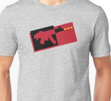 Digital gamer Gun Unisex T-Shirt