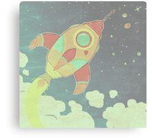 outta this world . 2 Canvas Print