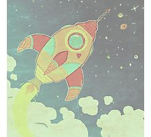outta this world . 2 Photographic Print