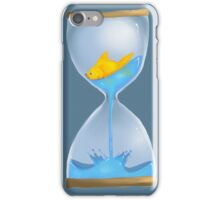 Fish Hourglass iPhone Case/Skin