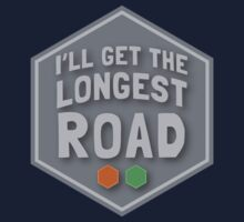 I'll get the LONGEST ROAD brick and forest Kids Tee