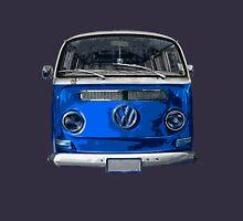 Volkswagen Blue combi cutout  Unisex T-Shirt