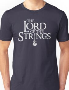 Lord of the Strings. Unisex T-Shirt