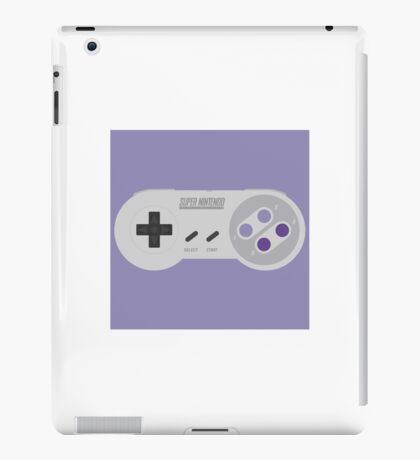 SNES Controller iPad Case/Skin