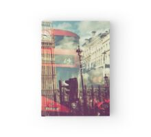 Nowhere like London Hardcover Journal
