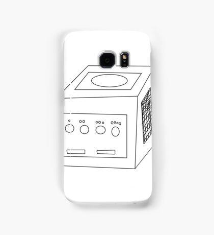 Nintendo GameCube (sketch design) Samsung Galaxy Case/Skin