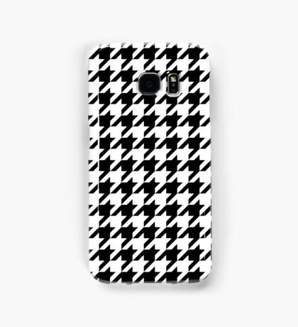 Houndstooth Pattern Samsung Galaxy Case/Skin