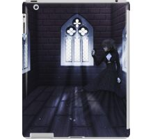 Haunted Interior and Ghost 4 iPad Case/Skin