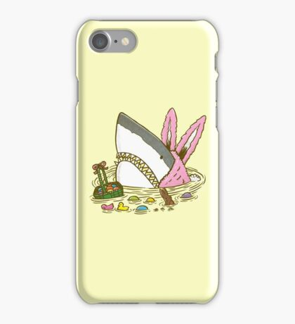 The Easter Shark iPhone Case/Skin
