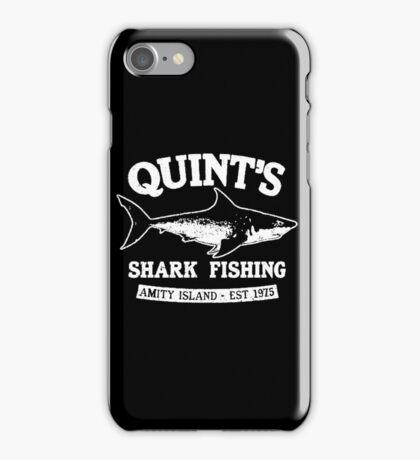 Quint's Shark iPhone Case/Skin