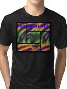 Astro Black - Official Merchandise Tri-blend T-Shirt