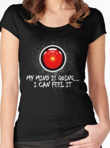The End of the HAL9000 Women's Fitted Scoop T-Shirt