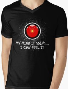 The End of the HAL9000 Mens V-Neck T-Shirt