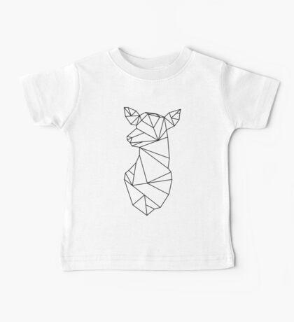 Geometric Doe Baby Tee