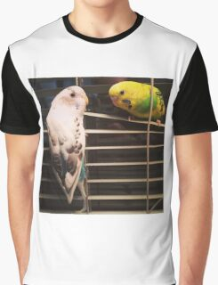 Birds in the Blinds Graphic T-Shirt