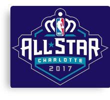 All Star 2017 NBA Canvas Print
