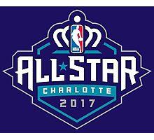 All Star 2017 NBA Photographic Print