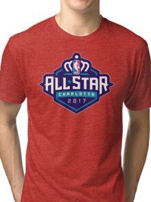 All Star 2017 NBA Tri-blend T-Shirt