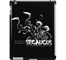 secaucus iPad Case/Skin