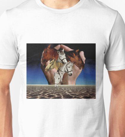 Taming Horses Unisex T-Shirt