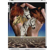 Taming Horses iPad Case/Skin