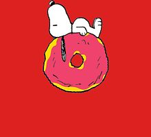 snoopy love donuts Unisex T-Shirt