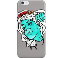 the dead know better iPhone Case/Skin