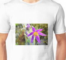 Pasque Flower Unisex T-Shirt