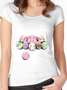 Chancy's Nursery Women's Fitted Scoop T-Shirt