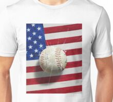 Baseball - New York, New York Unisex T-Shirt