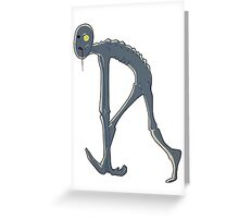The Walker Greeting Card