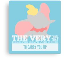 Carry You Up Canvas Print