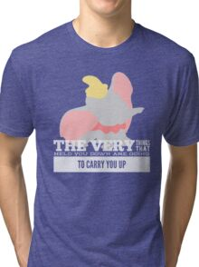 Carry You Up Tri-blend T-Shirt