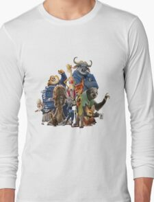 Zootopia Gang Long Sleeve T-Shirt