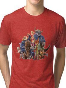 Zootopia Gang Tri-blend T-Shirt