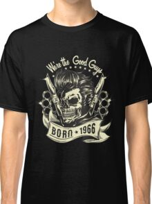 Rockabilly Born in 1966 Classic T-Shirt