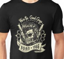 Rockabilly Born in 1966 Unisex T-Shirt