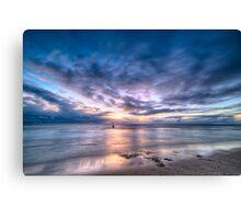 Cottesloe Sunset 6 Canvas Print