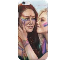 March with Pride ver 2  iPhone Case/Skin