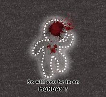 Monday crisis Unisex T-Shirt