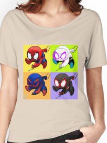 spider-men Women's Relaxed Fit T-Shirt