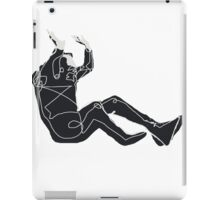 Invisible Boulder iPad Case/Skin