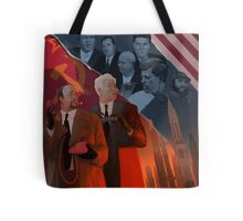 Cam & Ray's Cold War Podcast   Tote Bag