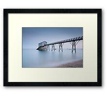 Selsey Life Boat Station II Framed Print