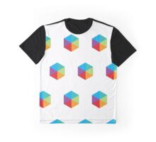 HEX_CUBE_PATTERN_02 Graphic T-Shirt